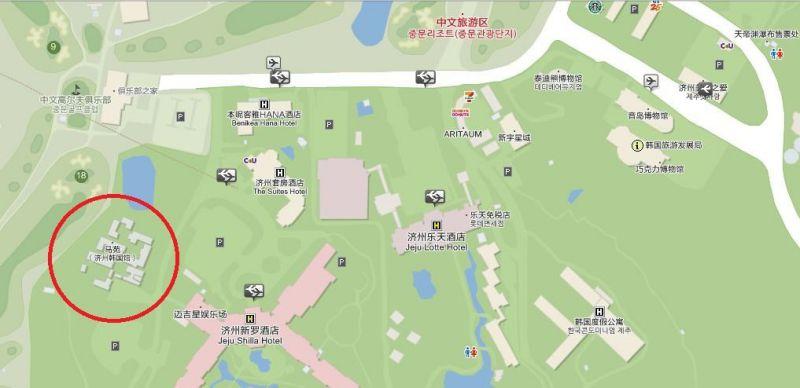 韓巢 濟州島 中文觀光區-馬苑