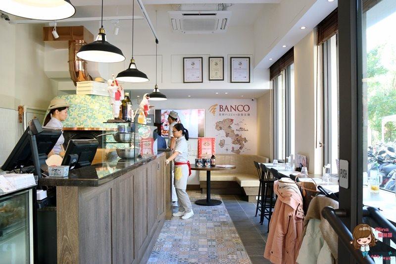 BANCO 棒可 窯烤披薩