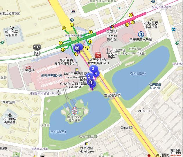 石村湖地圖交通路線