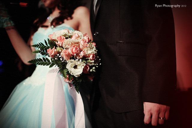 [ 婚嫁 ] Ryan 用照片記錄我們的婚禮故事 – Part 2 二次進場花招很多 (紅娘就是我) @Alina 愛琳娜 嗑美食瘋旅遊