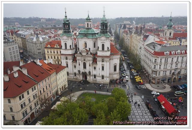 [ 遊記 ] 東歐-奧捷蜜月Day6:布拉格古堡皇宮區、新舊城Shopping、查理大橋、波丹尼、黑光劇, 入住Hilton @Alina 愛琳娜 嗑美食瘋旅遊