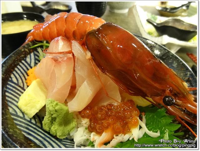 [ 食記 ] 內湖-玄馥日式料理 經濟實惠的海鮮蓋飯 @Alina 愛琳娜 嗑美食瘋旅遊