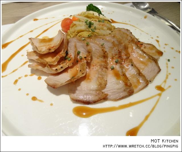 [ 食記 ] 2012.11.10. 台北東區-MOT KITCHEN @Alina 愛琳娜 嗑美食瘋旅遊