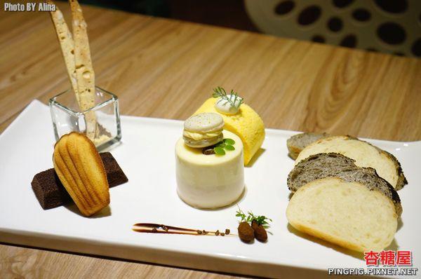 [ 食記 ] 試吃 台北內湖 杏糖屋 – 別緻輕甜點 顛覆精緻糕點的味蕾口感 @Alina 愛琳娜 嗑美食瘋旅遊