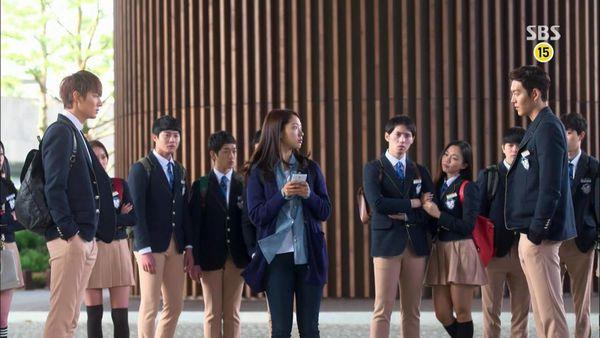 [ 韓劇 ] 繼承者們상속자들 Ep06 分集劇情-不為人知的社會關愛者 (雷) @Alina 愛琳娜 嗑美食瘋旅遊