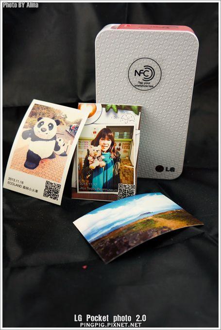 [ 3C-相機 ] LG Pocket Photo 2.0 口袋相印機 隨手拍隨手印 隨身輸出好方便 @Alina 愛琳娜 嗑美食瘋旅遊