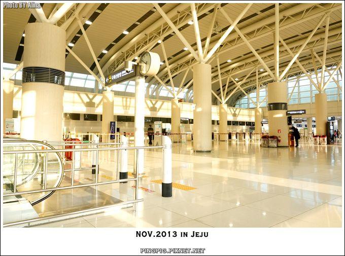 [ 濟州島自由行 ] 韓國濟州島 國際機場 – 機場巴士 往返市區只要半小時 出入境超easy