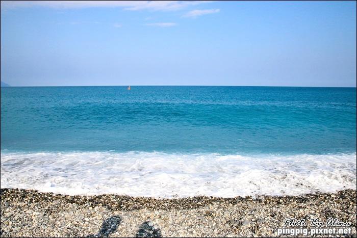 [ 遊記 ] 花蓮 七星潭 – 海天一線,讓人忘卻煩惱的蔚藍大海