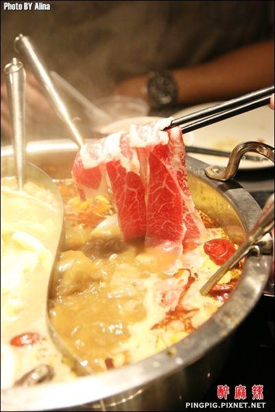 [ 食記 ] 台北東區 醉麻辣 – 大口吃肉! 麻辣鍋699吃到飽 美國安格斯牛肉超美味 @Alina 愛琳娜 嗑美食瘋旅遊