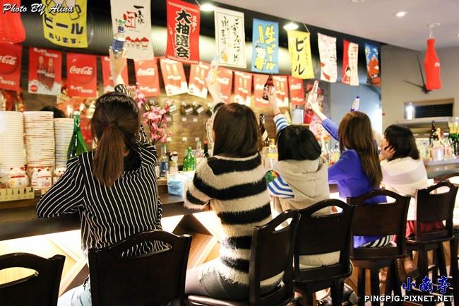[ 食記 ] 桃園龜山 小南亭 平價創意日式居酒屋 讓你吃飽喝足聊整晚 @Alina 愛琳娜 嗑美食瘋旅遊