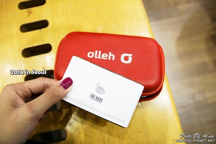【首爾自由行】韓國仁川機場租借Kt ollehG WiFi無線網路教學文(附各家費率比較表) @Alina 愛琳娜 嗑美食瘋旅遊