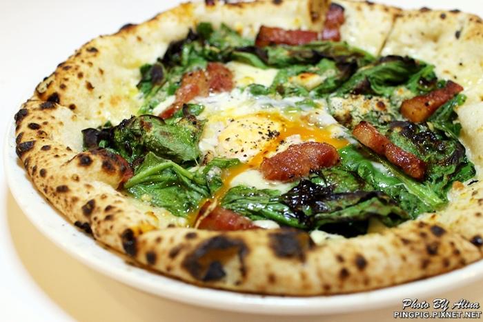 【食記】台北東區 Primo義大利餐廳 –  麵團醒了 雞蛋半熟了 這窯烤披薩美味極了! @Alina 愛琳娜 嗑美食瘋旅遊