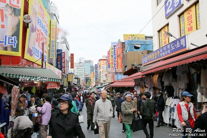 【首爾自由行】425會賢站 韓國 南大門 市場남대문童裝.首飾這裡通通有 @Alina 愛琳娜 嗑美食瘋旅遊