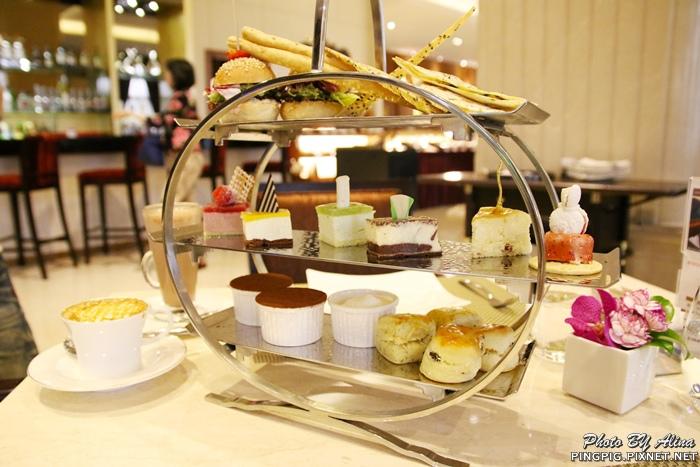 【食記】南港展覽館 台北富信大飯店 汎塔莎西餐廳 雙人英式下午茶 享受貴婦般的浪漫甜點 @Alina 愛琳娜 嗑美食瘋旅遊