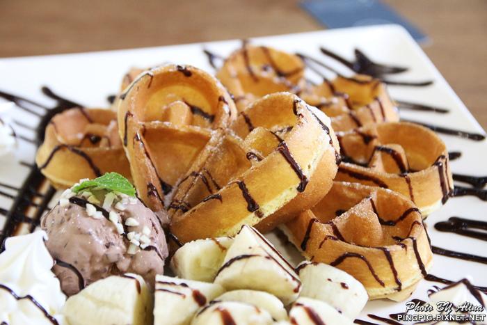 【食記】台北內湖 西湖捷運站 Mountain Cafe 是早午餐咖啡館 也是傢俱展示館 @Alina 愛琳娜 嗑美食瘋旅遊