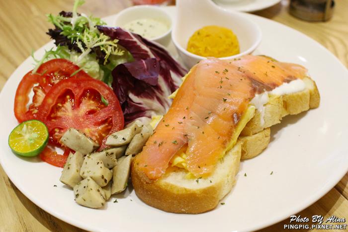 【食記】台北中山 Jumane Cafe' 佐曼咖啡館 來一場豐盛的早午餐之旅吧! @Alina 愛琳娜 嗑美食瘋旅遊