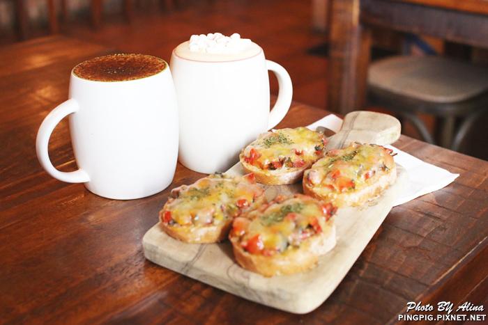【食記】台北東區 Js Cafe & Bistro輕鬆小酒館 在小酒吧裡吃下午茶 每一道都是獨特的驚艷美味! @Alina 愛琳娜 嗑美食瘋旅遊