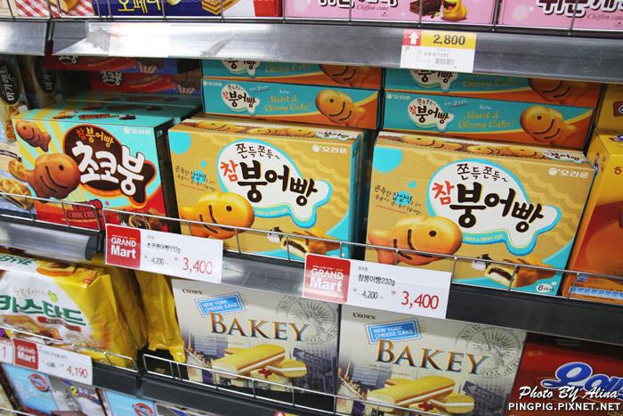 【首爾自由行】240新村Grand Mart 신촌그랜드마트 韓國超市零食購買地點新選擇 想買什麼都有 @Alina 愛琳娜 嗑美食瘋旅遊