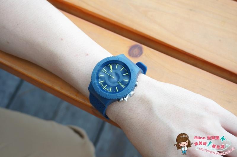 【3C體驗】COGITO Watch 時尚藍芽手錶 未接來電 社群即時訊息不漏接