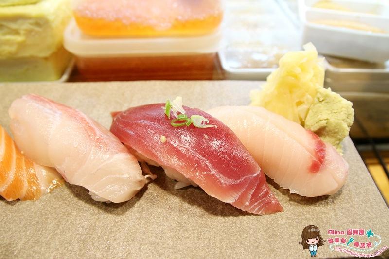 【已歇業】台北內湖 西湖市場 西湖小立吞 蝦米?! 海鮮丼跟握壽司竟然要站著吃?! @Alina 愛琳娜 嗑美食瘋旅遊