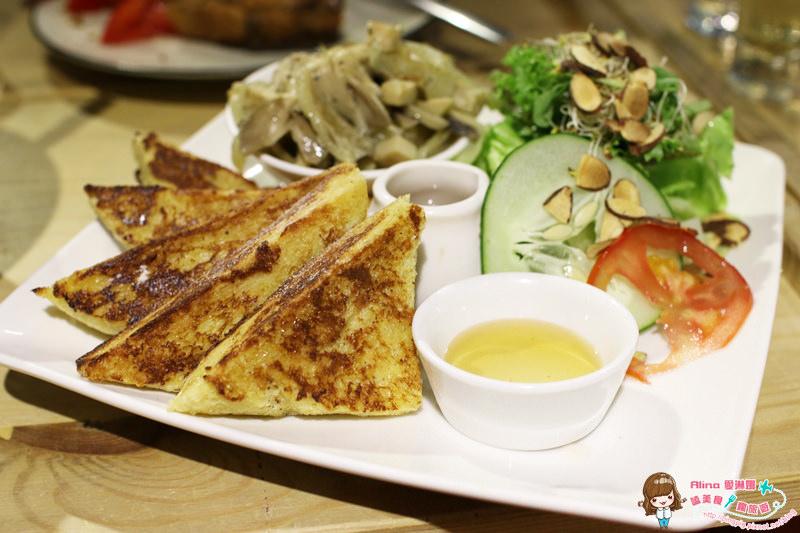 【食記】台北 台電大樓 日楞咖啡 Ryou Cafe 高纖多穀物的健康養生早午餐 @Alina 愛琳娜 嗑美食瘋旅遊