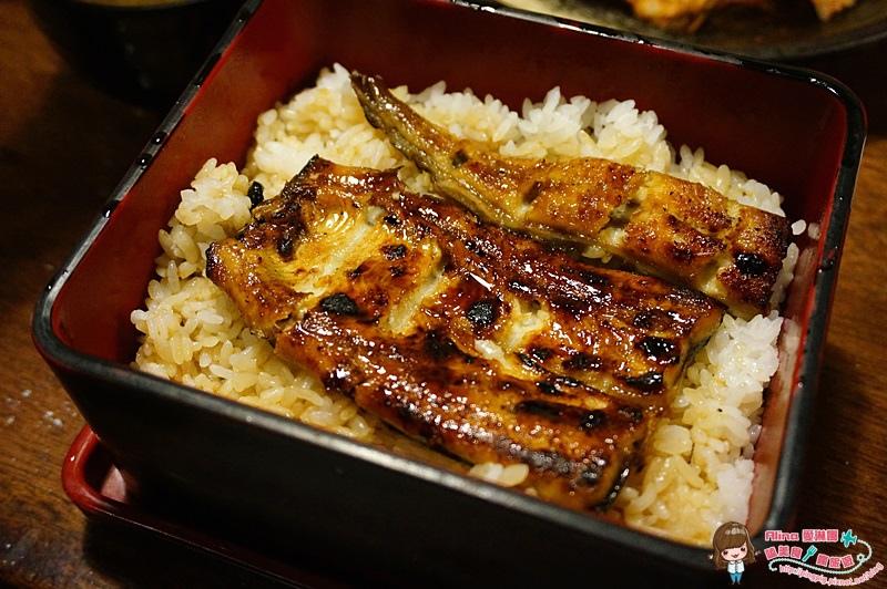 【已歇業】花蓮市 鰻 大東屋 來自台中的鰻魚飯 還有好吃又特別的現烤蝦餅 @Alina 愛琳娜 嗑美食瘋旅遊