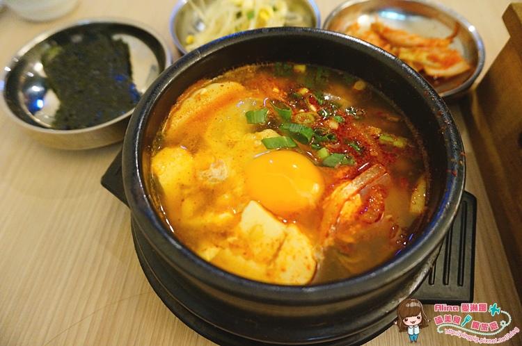 【食記】台北南港火車站 City Link 豆腐村 有5種小菜免費吃到飽的韓式料理店 @Alina 愛琳娜 嗑美食瘋旅遊