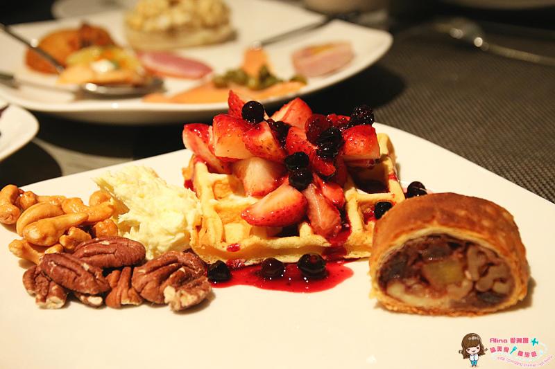 【食記】台北市府 寒舍艾麗酒店 La Farfalla 義式餐廳 新樂活下午茶 仕女優雅自助式Buffet @Alina 愛琳娜 嗑美食瘋旅遊
