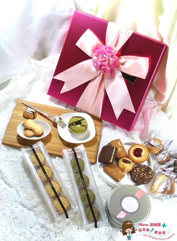 【手工喜餅】拉法頌 精品捧花喜餅禮盒 我的好閨蜜 甜蜜的幸福就是想傳遞給好姊妹妳 @Alina 愛琳娜 嗑美食瘋旅遊