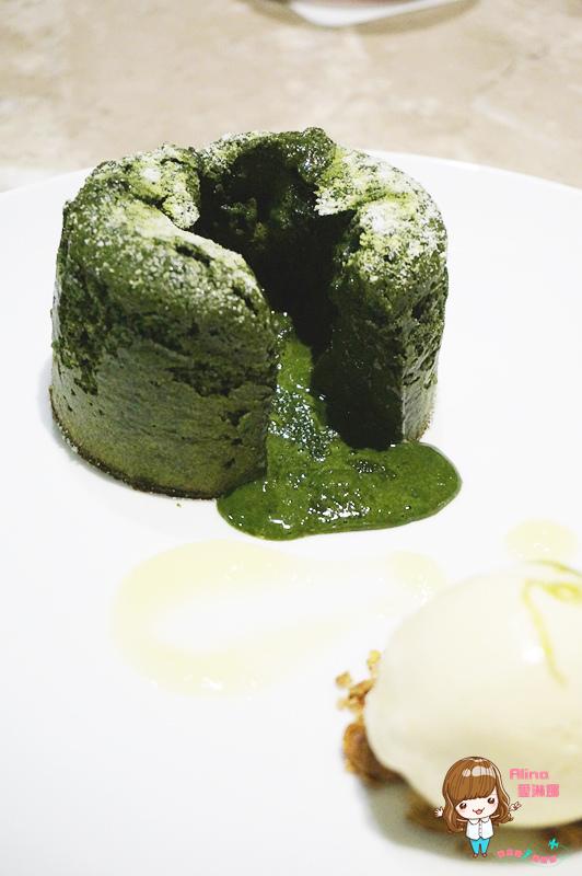 【食記】台北東區 咖朵二店熱蛋糕專賣 抹茶控大推的抹茶熔岩巧克力 可以讓我一次吃兩個嗎? @Alina 愛琳娜 嗑美食瘋旅遊
