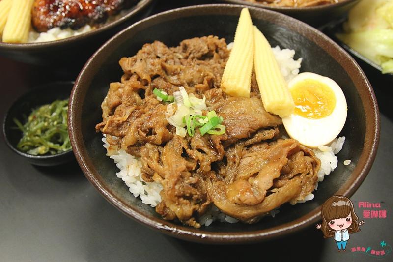 【食記】台北東區 科技大樓 惡 燒肉便當 大安和平店 美味平價超值燒肉飯 可外送 @Alina 愛琳娜 嗑美食瘋旅遊