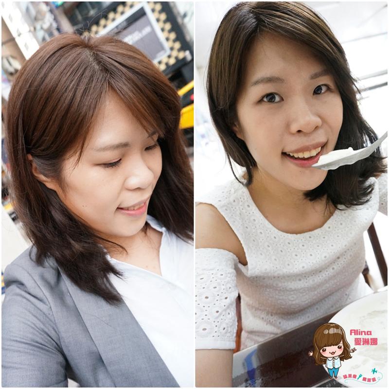 【初夏染髮】台北中山 Bon Bon Hair 茶色髮色 室內低調室外提亮百搭色 @Alina 愛琳娜 嗑美食瘋旅遊