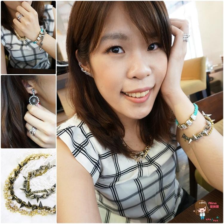 【飾品配件】FairyQ Jewelry 中性女的穿搭術 大骨架也能很有型 台灣原創設計師品牌 @Alina 愛琳娜 嗑美食瘋旅遊