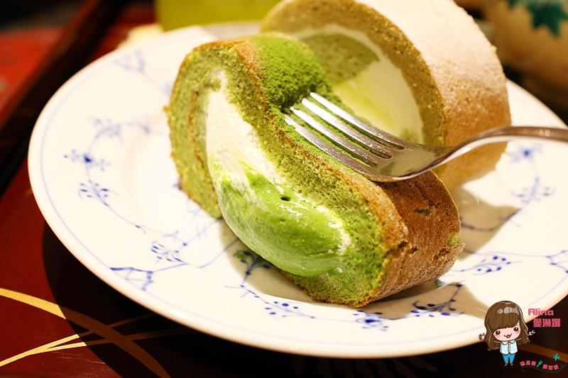 台北抹茶甜點 平安京茶事