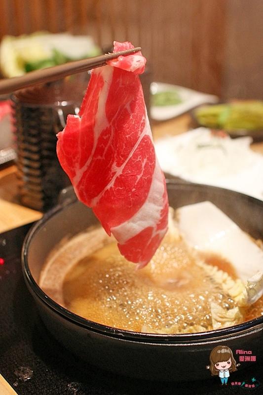 【食記】台北中山 どん亭 Don Tei 壽喜燒火鍋吃到飽 來自日本的海外第一家分店 大推梅花豚豬肉 @Alina 愛琳娜 嗑美食瘋旅遊