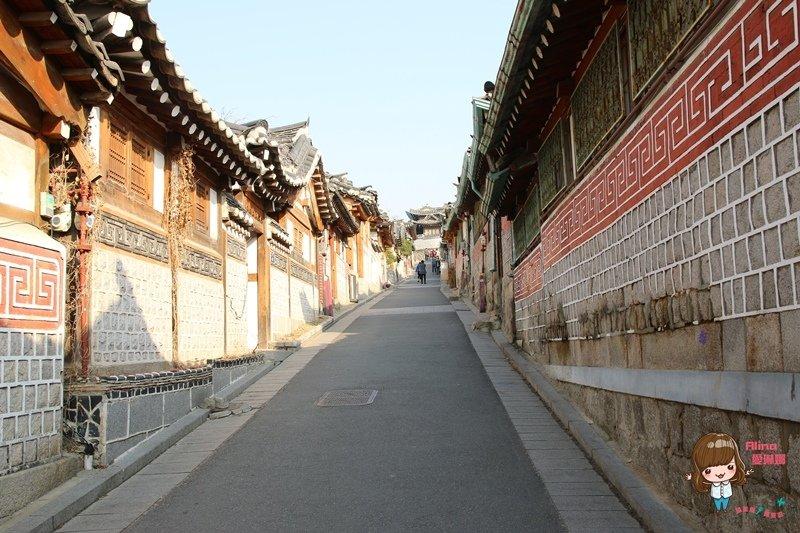 首爾行程 北村八景