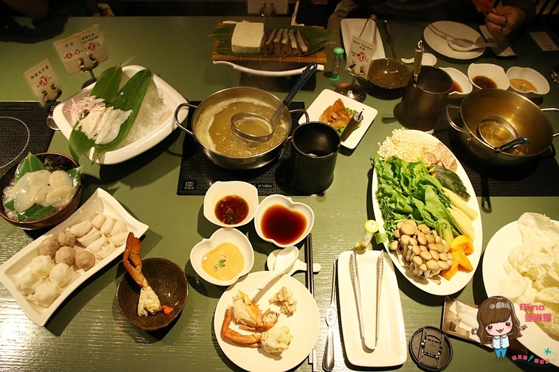 【食記】台北東區 海峽會 海陸大餐鮮美火鍋涮涮鍋套餐 極度隱密包廂式多國料理 @Alina 愛琳娜 嗑美食瘋旅遊