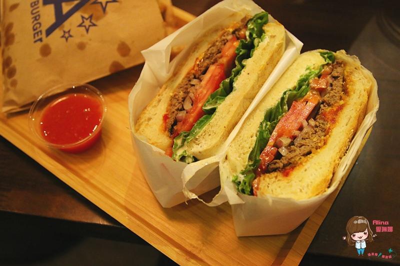 【食記】台北東區 Triple A Burger 韓式烤肉堡 辣辣堡 烤肉多汁醬料夠味麵包香Q好吃 @Alina 愛琳娜 嗑美食瘋旅遊