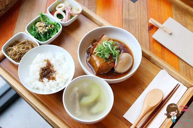 【食記】台北內湖 阿達阿永 E.R.C.CAFE 堤緣雞鄔 貨櫃屋裡吃中式簡餐客封肉麻油雞 @Alina 愛琳娜 嗑美食瘋旅遊