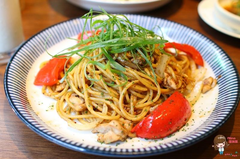 【食記】台北信義 和 Nagomi Pasta 日式和風義大利麵 新菜色創意美味有特色 近市政府捷運站 @Alina 愛琳娜 嗑美食瘋旅遊