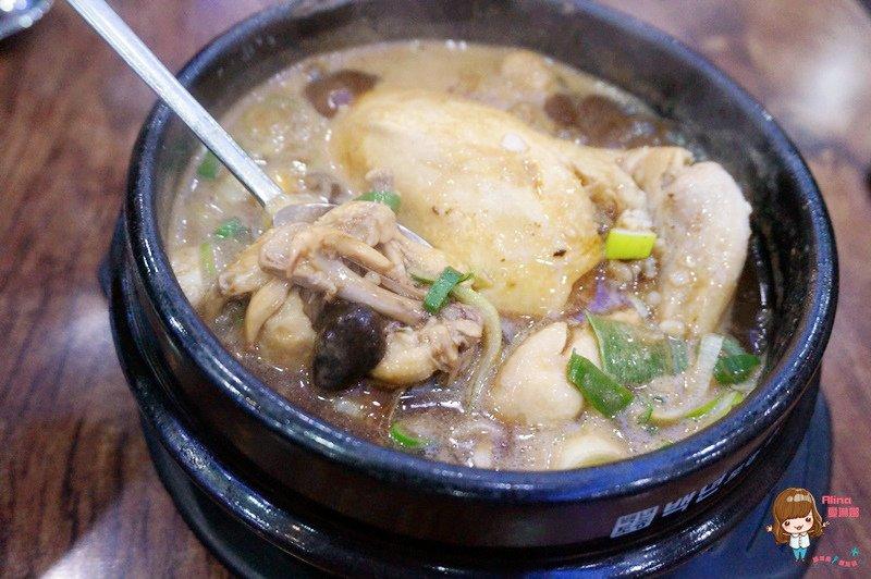 首爾 弘大美食 百年百歲土種蔘雞湯 韓國蔘雞湯