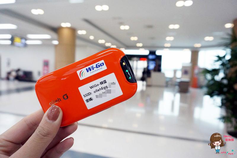 【首爾自由行】韓國上網推薦 Wi-Go 無線上網分享器 市區郊區全州馬耳山 Wi-Fi 打卡即時迅速 @Alina 愛琳娜 嗑美食瘋旅遊