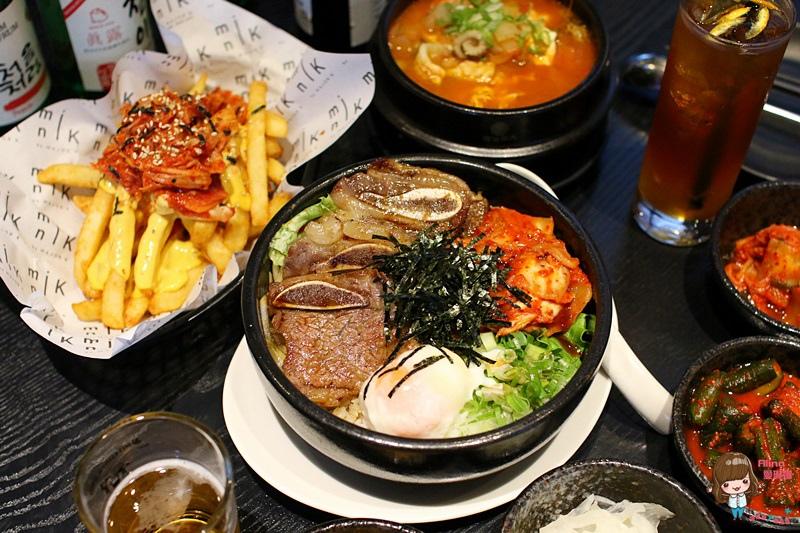 【已歇業】台北信義 mini K 小韓坊 neo19 創意韓式料理 改良式調味 韓式拌飯 辣炒年糕 春川辣雞