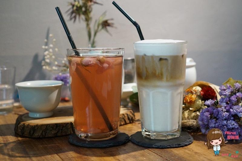【食記】台北古亭 花疫室 文青風咖啡館 女孩兒最愛 充滿乾燥花芬芳清香的拍照好地方 @Alina 愛琳娜 嗑美食瘋旅遊