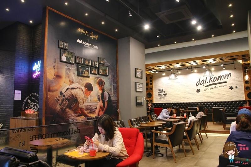 【韓國自由行】夫妻春遊首爾 Day3日記 鷺梁津水產市場 太陽的後裔咖啡館 弘大起司鐵板章魚 @Alina 愛琳娜 嗑美食瘋旅遊
