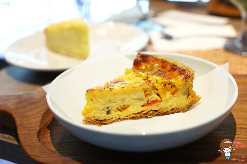 【食記】台北內湖 Caffè Le MANI 琢手咖啡 大推野菇鹹派 早午餐下午茶悠閒愜意好去處 無用餐時間限制