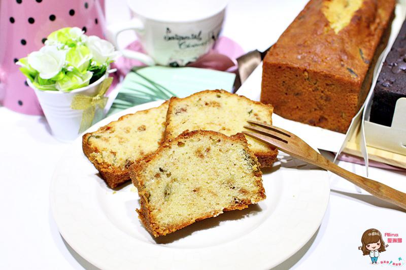 【宅配網購】Babyface 手工烘焙 彌月蛋糕 手工餅乾 新鮮美味情意重 青蔥肉鬆鹹味磅蛋糕 @Alina 愛琳娜 嗑美食瘋旅遊