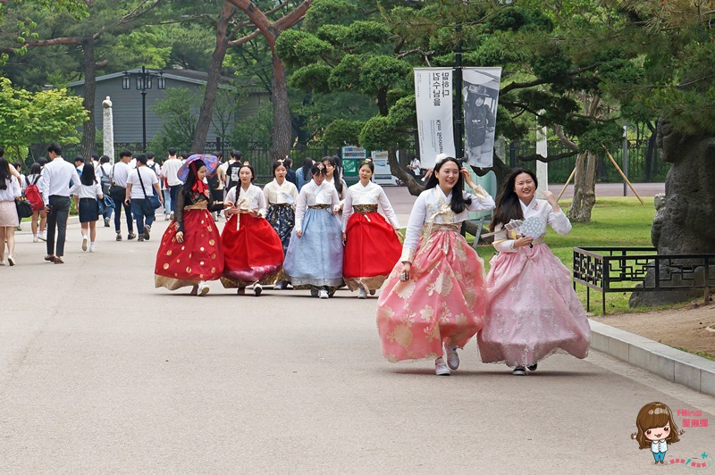 【首爾自由行】328安國 國立民俗博物館 太陽的後裔隱藏版景點 柳時鎮跟爸爸拍全家福韓劇場景