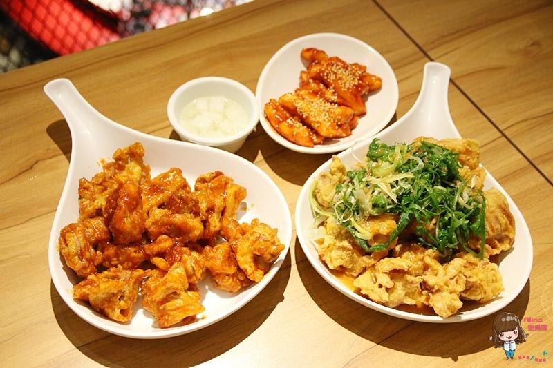 【食記】台北東區 起家雞 Cheogajip 처갓집 來自韓國的韓式炸雞 招牌洋釀青蔥 近國父紀念館站 @Alina 愛琳娜 嗑美食瘋旅遊