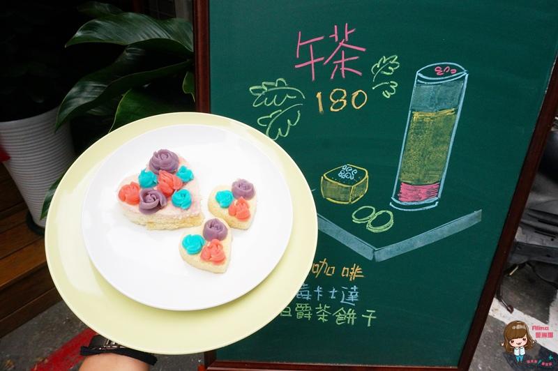 【食記】台北松山 Onii 早午餐小酒館 韓式花香米蛋糕可愛下午茶 炸雞年糕好吃 近中山國中站 @Alina 愛琳娜 嗑美食瘋旅遊